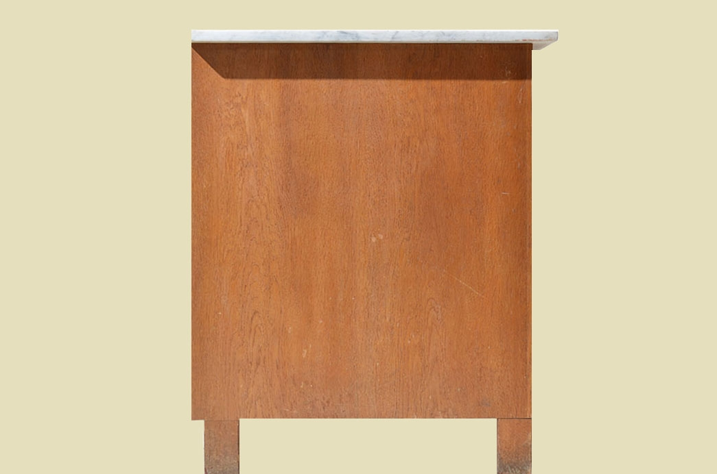 Kommode, Schubladenschrank, Schublade, Etagere, Säulen, | {Waschtisch antik marmorplatte 78}