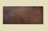 Antike Jugendstil Nußbaum Halbschrank Kommode von 1920