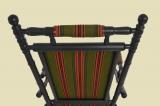 Antiker Gründerzeit Western Amerikan Rocking Chair Schaukelstuhl von 1880