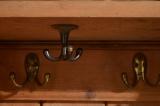 Antik Jugendstil Schuhschrank Garderobenschrank Schrank von 1920
